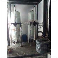 FRP filtration Plant