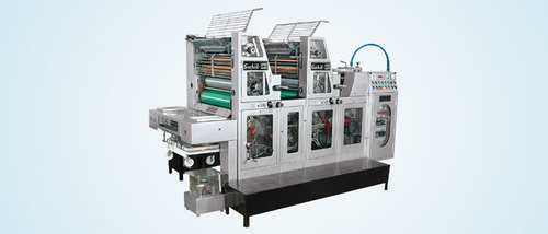 Two Color Printing Machine