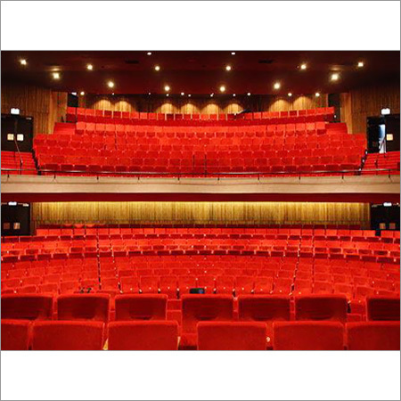 Theatre And Auditorium Solution