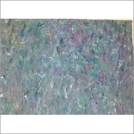 Green Non Moldable Resinated Felts