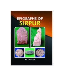 Epigraphs of Sirpur