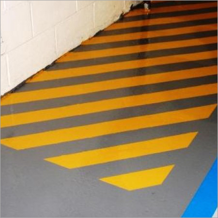 Epoxy Floor Marking