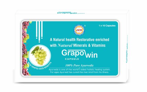 LGH Grapowin Capsules With Grape Seed Extract