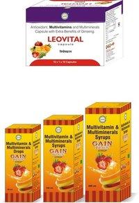 Leovital  Capsules