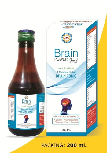 LGH BRAIN POWER PLUS SYRUP