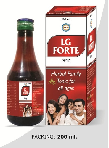LG Forte Syrup