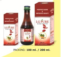 LGH  Pure Blood Purifier Syrup