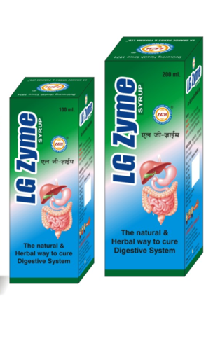 LG Zyme Syrup