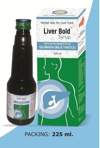 LG Liver Bold Syrup