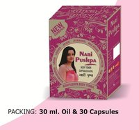 LGH Nari Pushpa Body Toner Capsules & Oil