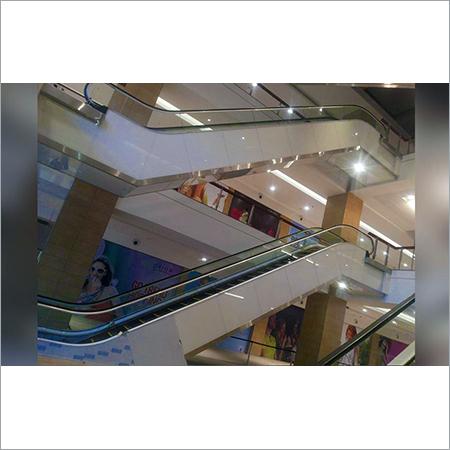 Escalator Cladding Works