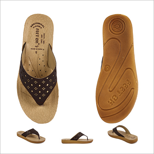 Comfortable Ladies Footwear