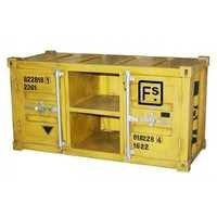 Yellow Cabinet Industrial Furniture