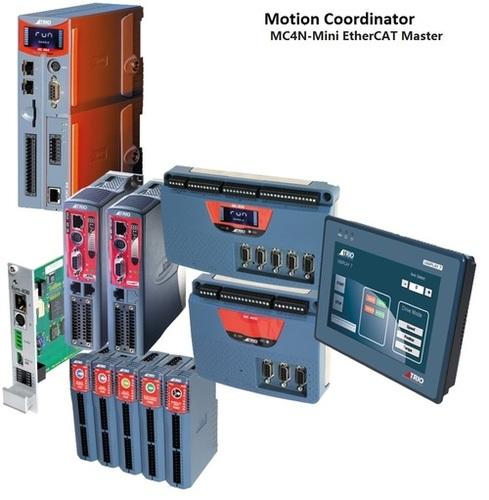 MC4N-TRIO Mini EtherCAT Master