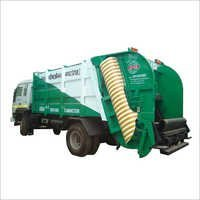 Garbage Refuse Compactor