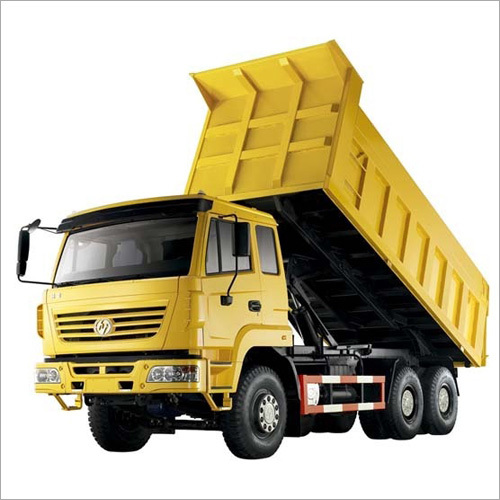 Open Tipper Lorry
