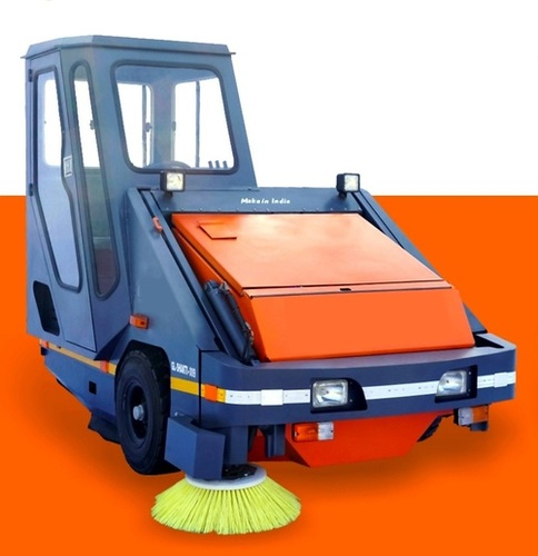 Road Sweeping Machine