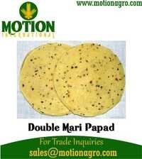 DOUBLE MARI PAPAD