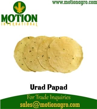 URAD PAPAD