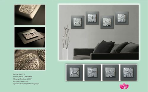 Dsquare Wall Decals 1.2