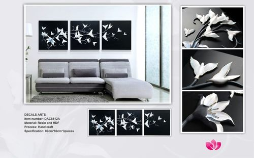 Dsquare Wall Decals 1.3