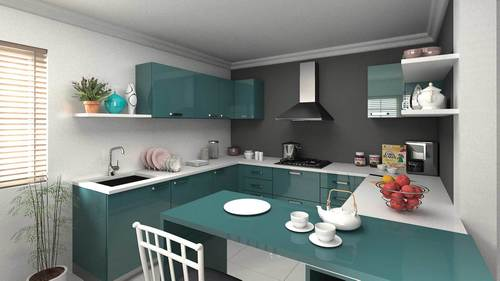 Modular Kitchen 1.5