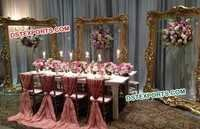 Latest Design Wedding Stage Photo Frames Panels