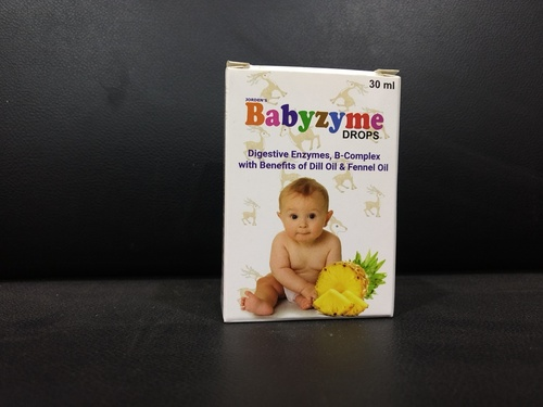 BabyZyme Drops