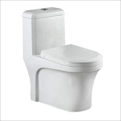 Siphon Flushing One-peice Toilet