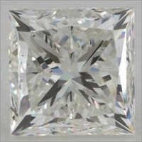 Princess Cut CVD Diamonds