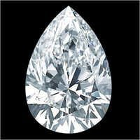 Pear Shape HPHT Diamonds
