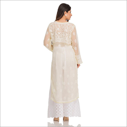 Chikan Embroidered Garments