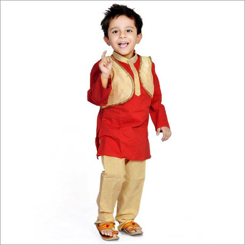 Wedding Kurta Pajama For Kids