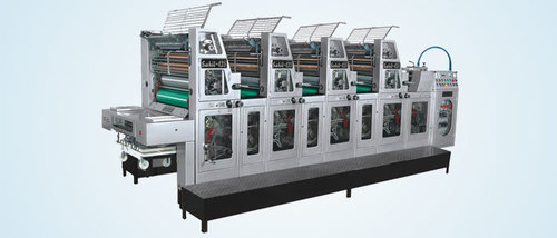 4 Color Printing Machine