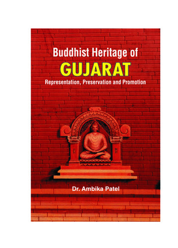 BUDDHIST HERITAGE OF GUJARAT