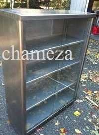 Metal Book Case