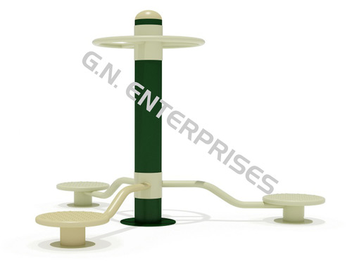 Garden Gym Equipment