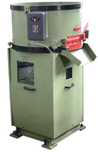 S-arm core sand mixer