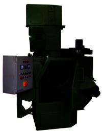 Drum type – Shot Blasting Machine