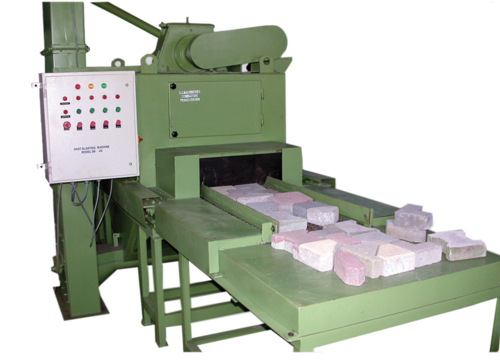 Conveyor type – Shot Blasting Machine