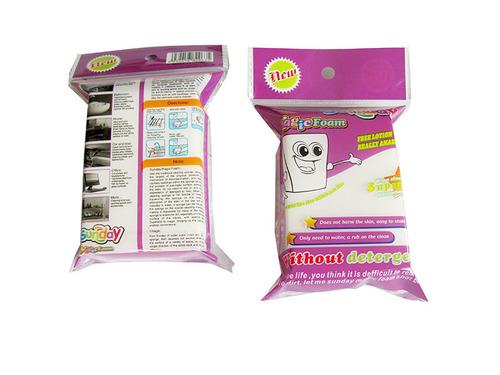 magic foam cleaning pad