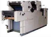 Automatic Offset Printing Machine
