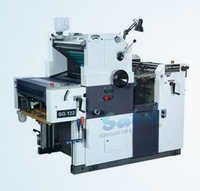 Single Color Carry Bag Printing Machine