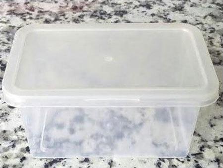Plastic Pastry Box