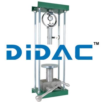 CBR Mechanical Loading Press