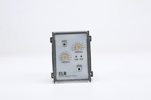 Electronic Earth Leakage Relay