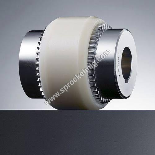 Nylon Sleeve Gear Coupling
