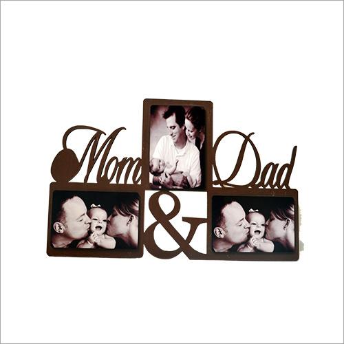 Mom & Dad Photo Frame