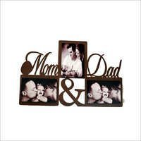 Mom & Dad Photo Frame