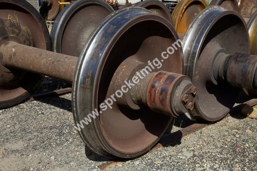 Plate Wheel